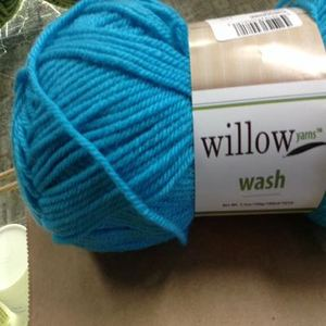 Willow Wash/Turquoise